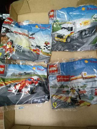Shell Lego selling in one set