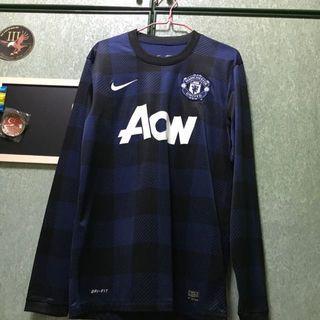 🚚 Authentic man Utd Jersey Long Sleeve