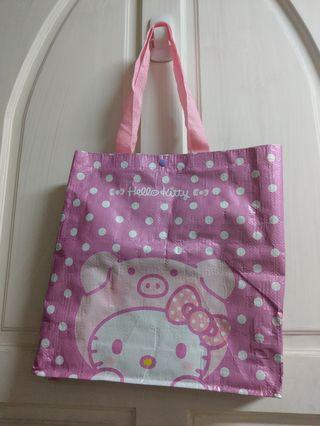 🚚 Hello Kitty 環保購物袋