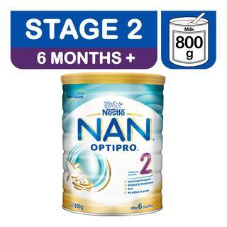 Nestle Nan Optipro Follow Up Milk Formula - Stage 2