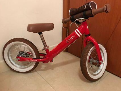 iimo Balance Bike 平衡車 9成半新