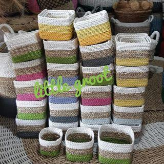 Bamboo Pot Cover