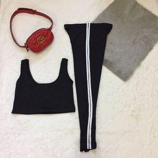 Track leggings ✨