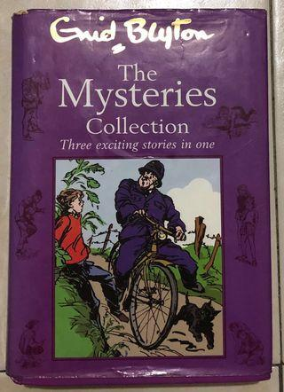🚚 Gird Bylton, The Mysteries Collection