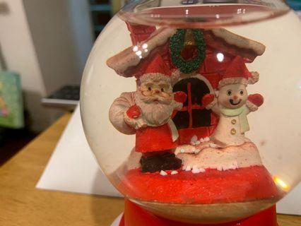 水晶球 雪球 snow globe 杜拜 首爾