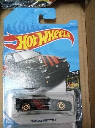 Hot Wheels nissan 180sx