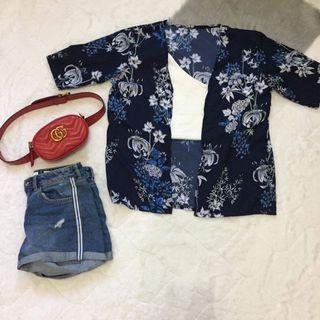 Floral kimono ✨