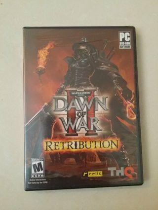 PC Game : Dawn of War II Retribution