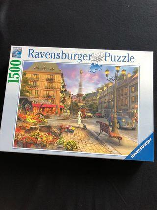 BN Sealed Ravensburger Puzzle (1500)