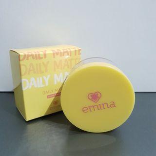 Emina Daily Matte Loose Powder 02 Natural Beige