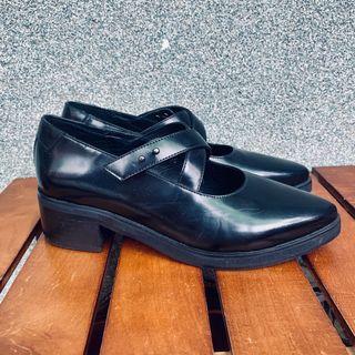 Placebo-Black ballet high heels已絕版