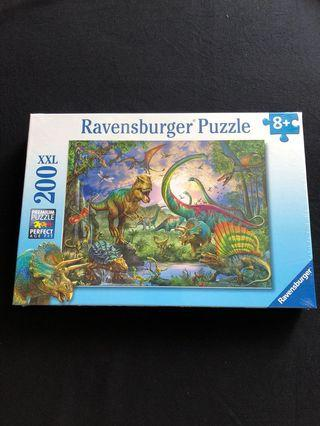 BN Sealed Ravensburger Puzzle 200 XXL