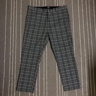 H&M Tailored Ankle Trousers