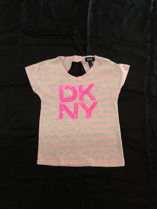 (5Y) Authentic DKNY Pink Top