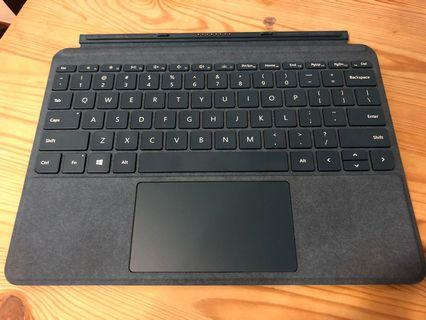 🚚 Surface go type cover keyboard cobalt blue