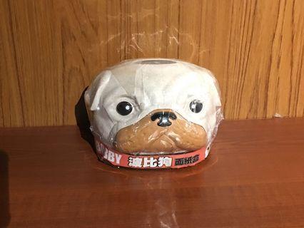 🚚 鬥牛犬面紙盒#半價居家拍賣會
