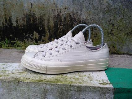 Converse ct 70s ash grey leather