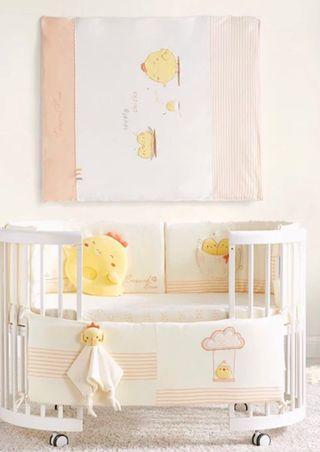 Baby Cot Bedding
