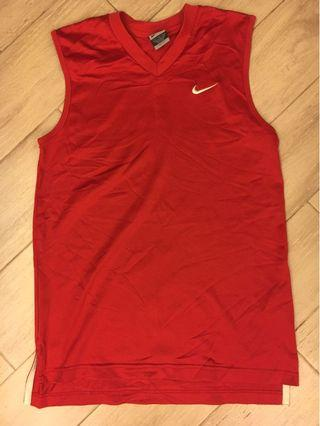 Authentic Nike Woman Basketball Vest Size M