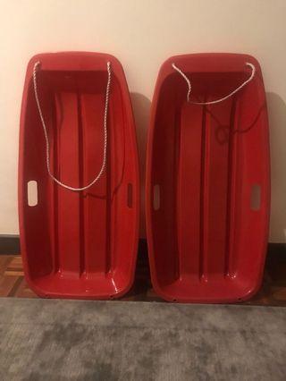 2 sledge