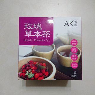 [超低價] Ankang 安康 玫瑰草本茶 (原價$428) 唐安麒 Angel Face