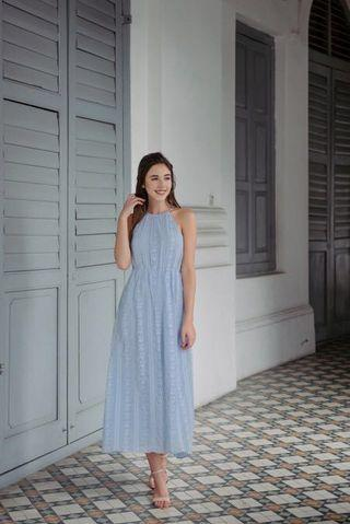 [NEGO] Thread Theory Grecian Greatness Dress (Periwinkle)