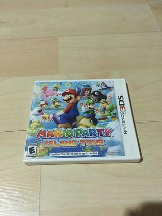 Kaset Nintendo 3DS Mario Party ORI