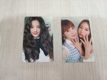 [WTS/WTT] IZ*ONE Photocard