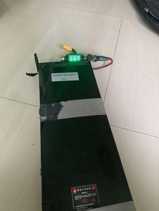 60V 28AH DTL2 Battery(with bag)