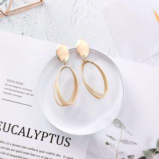 🚚 Anya Hoop Gold Earnings