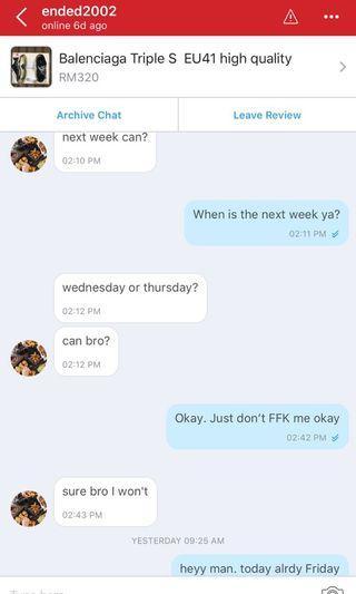 FFK buyer