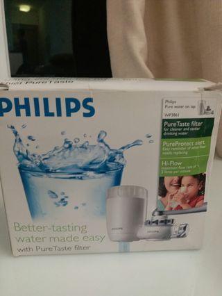 全新菲利普Philips 濾水器,淨水器