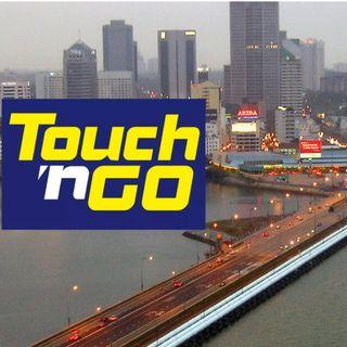 Touch N' Go Card Preloaded RM30 Value for Malaysia Toll Touch and Go