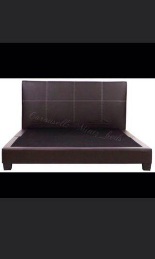 🚚 Queen Size Bed Frame @ $129