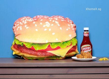 Stimulated Hamburger Cushion