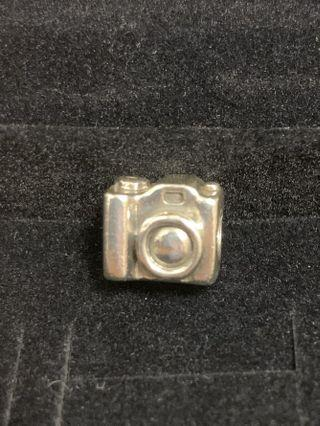 Pandora charm - silver camera