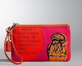 COACH Pink Bonnie Cashin Wrislet (Limited Edition)