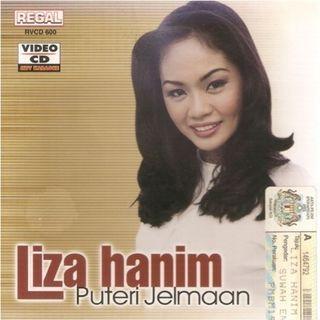 Liza Hanim Puteri Jelmaan VCD MTV Karaoke