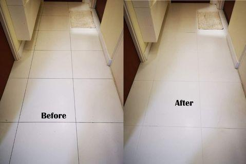 Grouting Cleaning