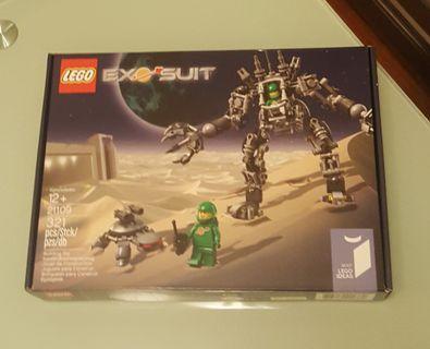 Lego 21109