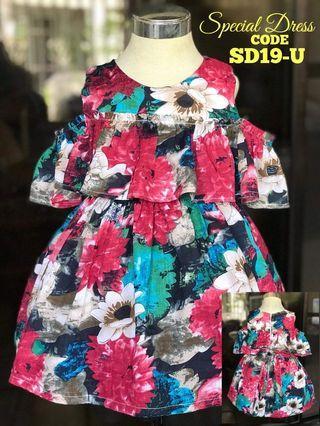 Girls Dress SD19U