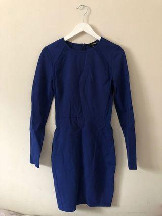 aritzia Wilfred free body con dress size 8