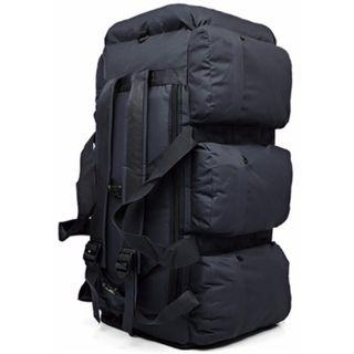 90L Desert Storm Colossa Travel Backpack - With 8 outer compartments - Instock