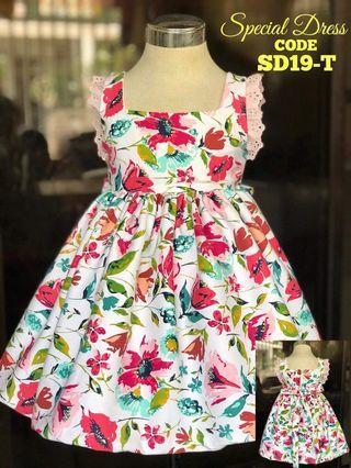 Girls Dress SD19T