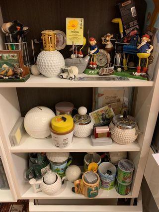 🚚 Golf souvenirs