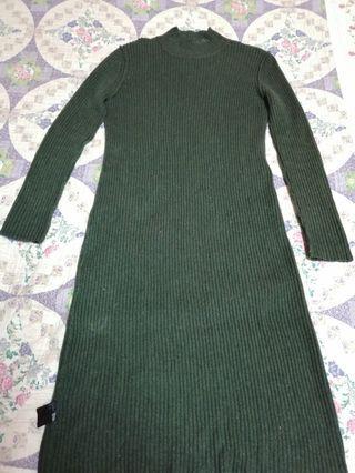 Knit Dress Free Postage