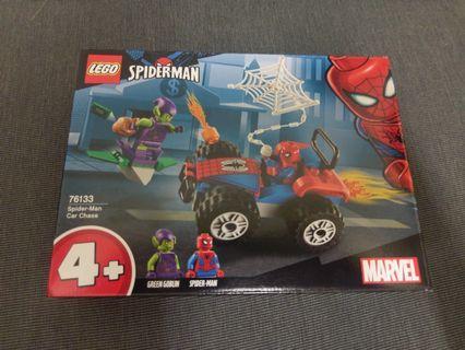 Lego 76133 marvel spiderman car chase