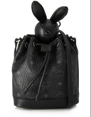 MCM Rabbit Bucket Bag