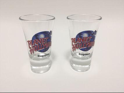 (2 for $5) Shots glass