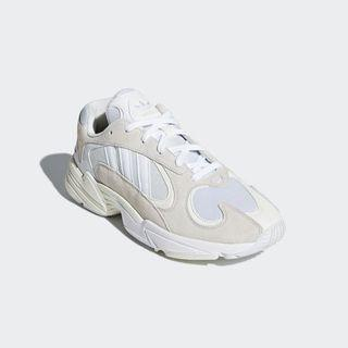 "ADIDAS  YUNG-1 ""CLOUD WHITE"" 復古老爹鞋 | 白鞋"